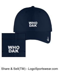DALLAS COWBOY WHO DAK BALL CAP Design Zoom