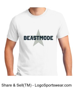 GIVE IT UP FOR COLE BEASLEY - GO BEASTMODE! Design Zoom